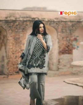 Rosemeen Elite Lawn : Pakistani Salwar Suits