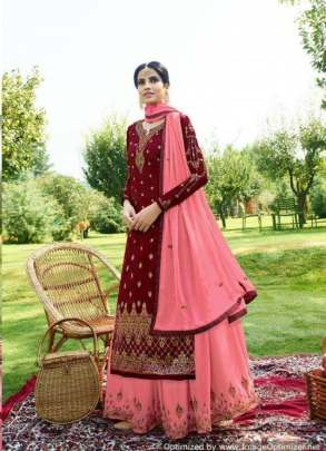 Rsf  presents  Zoha Designer Salwar Suits Collection