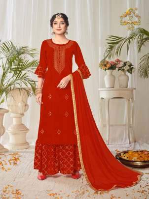 Rt presents  Suhaag Festive Wear Designer Ready Made Collection