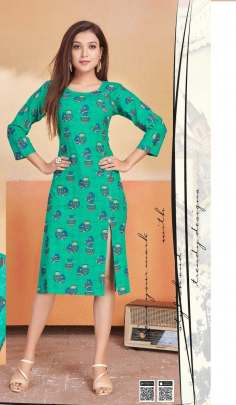 Rung  presents Cosmo Casual Wear Kurti collection