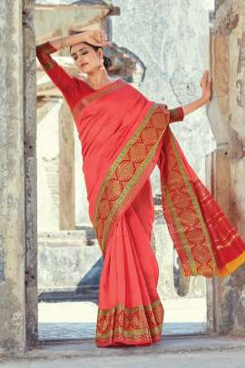 Sangam presents Lavanya Vol-2 Festive Wear Sarees Collection