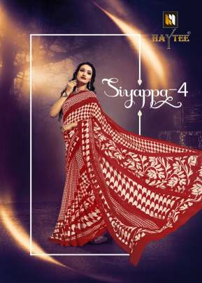 Sitka present SIyappa vol 4 sarees collection