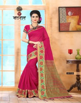 Satnam-Forever | Cotton Sarees | india