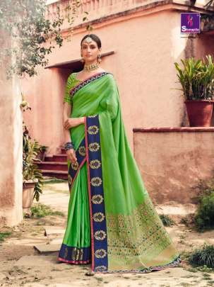 Shangrila presents  Sajawat Designer Saree Collection