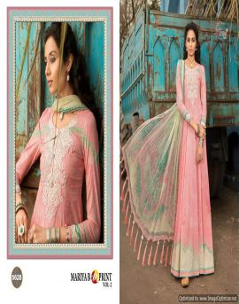 Mariya B Mprint 2 shree salwar kameez catalogue