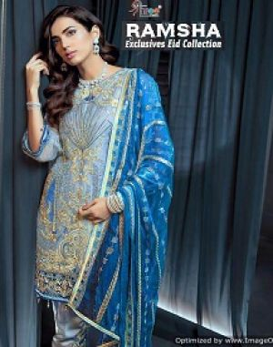 Ramsha Exclusives Eid Collection shree