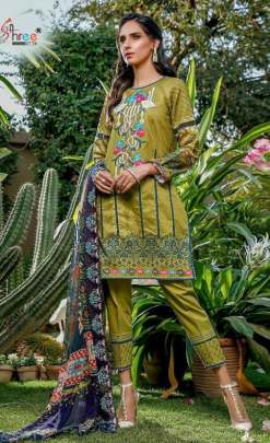 Shree  presents Firdous Exclusive Collection vol  13 Pakistani Suits
