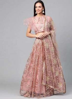 Star Pink And Golden  vol 1  Festive Wear Lehenga Collection