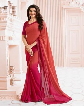 Starwalk 33 : Georgette Sarees Catalog