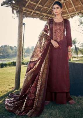 Tanishk Present Alifa Dress  Material