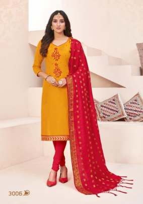 Utsav presents  Piyansi vol 3 Designer Dress Material