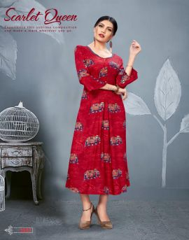 Watermelon Present Gulaboo Vol 2 kurtis Catalogue