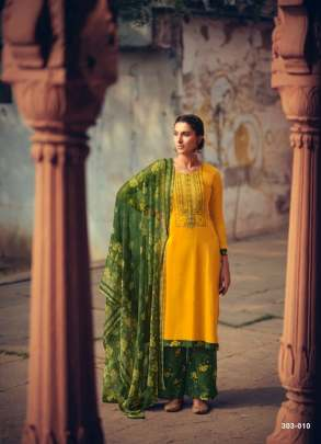 Zulfat  presents Mohini Designer Suits collection