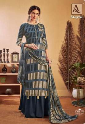 Alok Present Mayra Dress Material collection