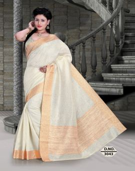 Angel designer printed art silk sarees catalogue-3