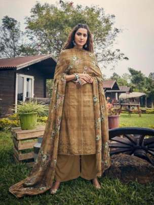 Angroop present Reyes dress material