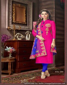 AVC Jimikki | Designer Dress Material