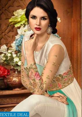Bella-Mehzabeen Designer Salwar Suits catalog