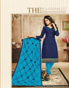 Kapil-Brezzer-5 Churidar Dress Materials catalog