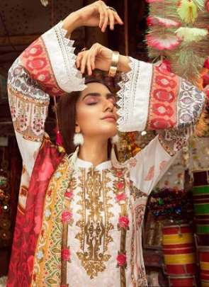 EMAAN ADEEL 1 LAWN COTTON PRINTED EXCLUSIVE COLLECTION OF