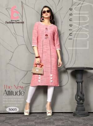 Fc paresent fashion Everest casual wear kurtis catalogue