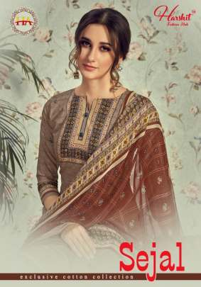 Harshit Present Sejal lawn collection