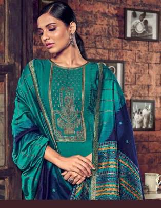 Ibiza Present Hathkargha vol 2 Dress Material collection