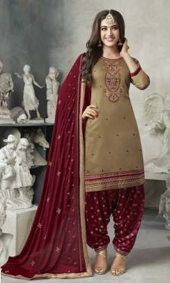 Kalarang Shagun vol 7 dress material