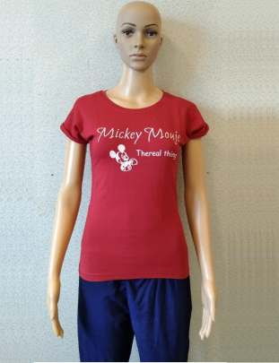LADIES 3 CASUAL WEAR COTTON