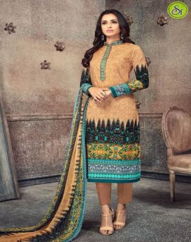 Lionzy Vol 2 : Sajawat Cotton Dress Materials