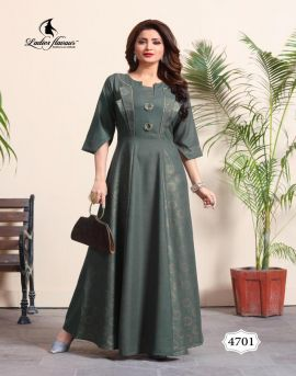 Miss world vol 3 by ladies flavour long gown collection