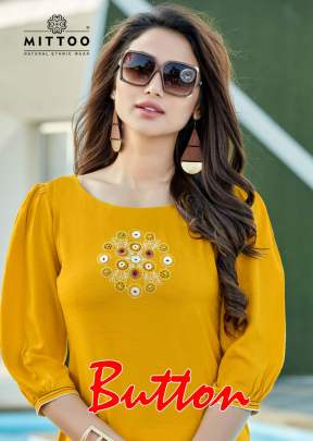 Mittoo present  Button  Kurtis Catalogue