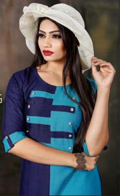 Riddhi Casual wear kurtis collection