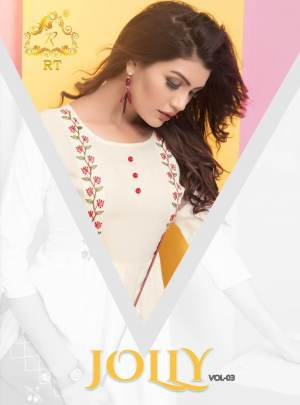 Rijiya trends Present Jolly vol 3 Western Top