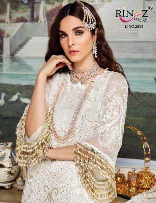 Rinaz Present Shenyl Pakistani Suits Collection