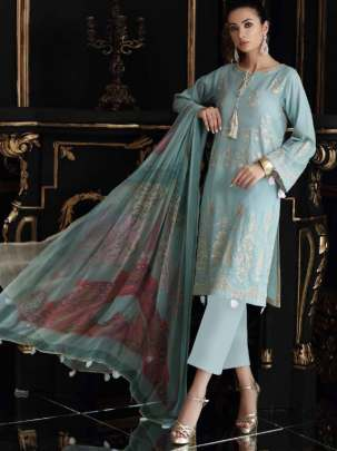 RINAZ CHARIZMA 5 EMBROIDERED DESIGNER
