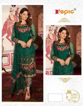 Rosemeen Fantasy by fepic pakistani suit