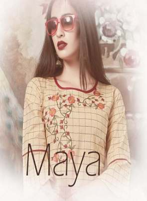Rung Maya Cotton Kurti collection