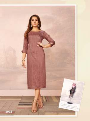 Sabya  casual wear Kurtis Catalogue