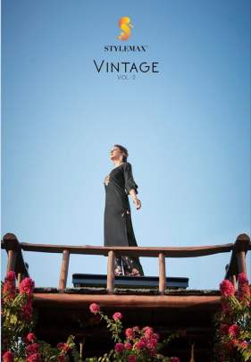 Sajawat  Present  Vintage vol 2 Style collection