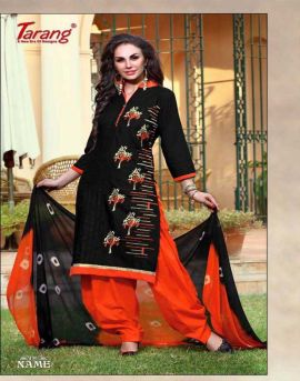Tarang sejal | Unstitched Salwar Suits