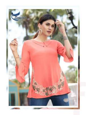 Seriema Glazier 3 rayon Tops Collection