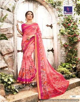 Aardhna Cotton : Shangrila Saree Catalogue