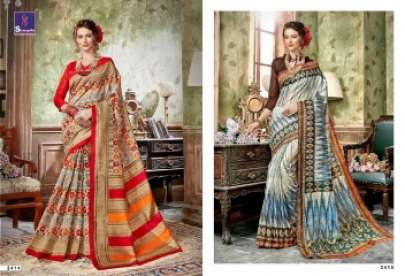 Shangrila Cotton Craft 2 Daily wear saree