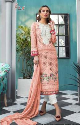 Shree Mariya B Lawn Block Buster vol 5
