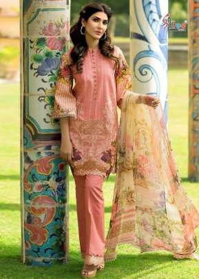 Shree Present Firdous Exclusive Collection vol 6 Nx Pakistani Suits