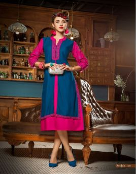 Sophia-Kersom kurtis catalogue