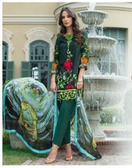 Tawakkal Opulence 2 karachi  dress materials catalogue