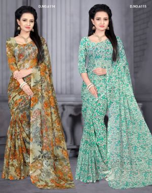 Thanda Thanda Cool Cool Vol 2 : Saree