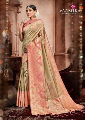 VAAMIKA SUDARSHAN HEAVY SILK
